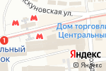 Схема проезда до компании Sun Rise Language Club в Харькове