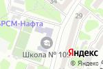Схема проезда до компании Skate division в Харькове