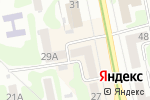 Схема проезда до компании Nails Star в Харькове