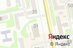 Схема проезда до компании ФОКС-АКВАТЕРМ в Харькове