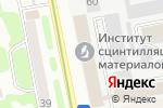 Схема проезда до компании Masterdance в Харькове