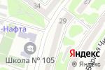 Схема проезда до компании HOGWARTS в Харькове