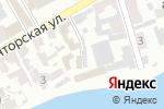 Схема проезда до компании РОКОС в Харькове