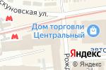 Схема проезда до компании ВиктИ в Харькове