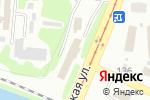 Схема проезда до компании Укрзапчасти в Харькове