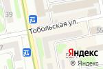 Схема проезда до компании Харківська муніципальна страхова компанія, ПАТ в Харькове