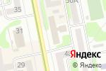Схема проезда до компании Колос в Харькове