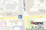 Схема проезда до компании Эльдорадо в Харькове