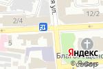 Схема проезда до компании ОТП Банк в Харькове