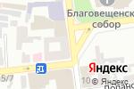 Схема проезда до компании Турбо в Харькове