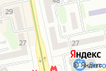 Схема проезда до компании OLKO в Харькове