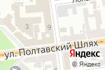 Схема проезда до компании Motostyle в Харькове