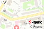 Схема проезда до компании Капитан в Харькове
