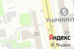 Схема проезда до компании КВТ Система в Харькове