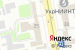 Схема проезда до компании Слон в Харькове