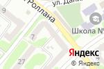 Схема проезда до компании Б!нго в Харькове