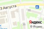 Схема проезда до компании Аква дом в Харькове