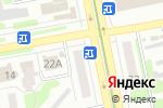 Схема проезда до компании Импульс в Харькове