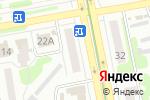 Схема проезда до компании Нотариус Онищенко С.В. в Харькове