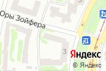 Схема проезда до компании Земтехстандарт в Харькове