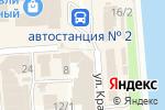 Схема проезда до компании V.I.B studio school в Харькове