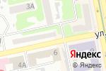 Схема проезда до компании Factor в Харькове