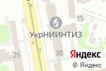 Схема проезда до компании Монро в Харькове