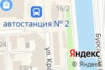 Схема проезда до компании IT Logic в Харькове