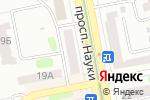 Схема проезда до компании Хлебница в Харькове