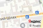 Схема проезда до компании Like в Харькове