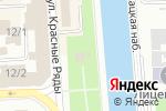 Схема проезда до компании Диамант в Харькове