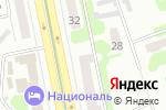 Схема проезда до компании Vogue style travel в Харькове