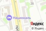 Схема проезда до компании Магазин окон в Харькове