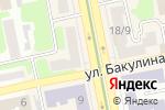 Схема проезда до компании Норма в Харькове