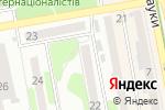 Схема проезда до компании BNT в Харькове