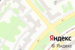 Схема проезда до компании Нотариус Бервено Н.И. в Харькове
