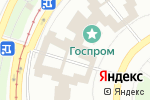 Схема проезда до компании Департамент капітального будівництва в Харькове