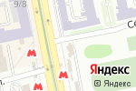 Схема проезда до компании Здоров`я в Харькове