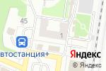 Схема проезда до компании Мастерская по ремонту и продаже сотовых телефонов в Курске