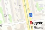 Схема проезда до компании NoName Service в Харькове