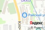 Схема проезда до компании Elite books в Харькове