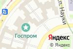 Схема проезда до компании Управління укртрансінспекції у Харківській області в Харькове