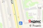 Схема проезда до компании FLASHka в Харькове