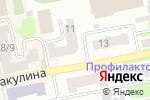 Схема проезда до компании AutoProTech в Харькове