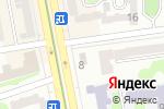 Схема проезда до компании Rieker в Харькове