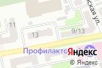 Схема проезда до компании OldBoy в Харькове