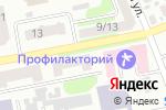 Схема проезда до компании Pivobar в Харькове