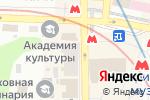 Схема проезда до компании Инфопорт в Харькове