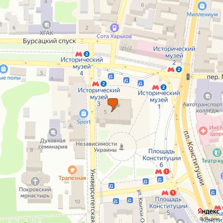 Університетська вул., 1