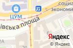 Схема проезда до компании Грааль в Харькове